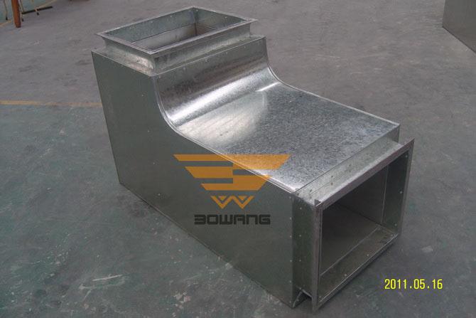 复合针孔铝吸声型消声器