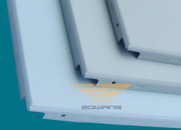 复合针孔铝吸声吊顶板